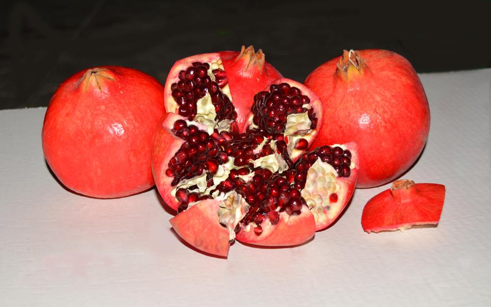 Granada Mollar en Elche. Andrés Antón exportación y distribución de frutas y verduras